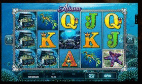 Hippozino Casino Screenshot 3