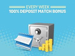 Spin and Win Weekly casino bonus code