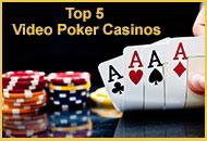 best online casino video poker