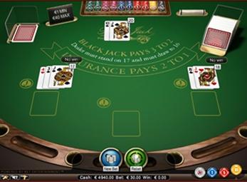 Play Blackjack Pro Online at Casino.com