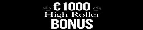 GoWild Casino's High Roller Bonus