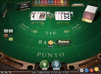 Punto Banco Pro Screenshot 2
