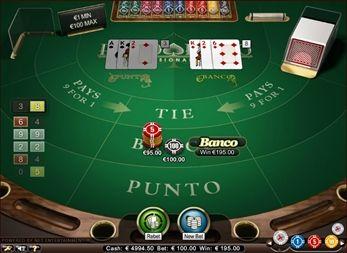 Punto Banco Pro Screenshot 3