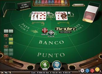 Punto Banco Pro Screenshot 4