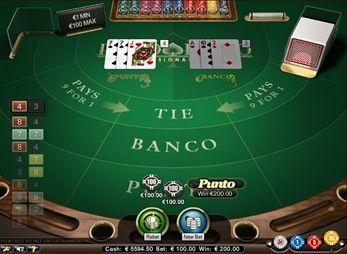 Punto Banco Pro Screenshot 5