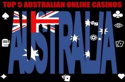 top 5 AU casinos