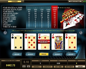 7Spins Casino Screenshot 7