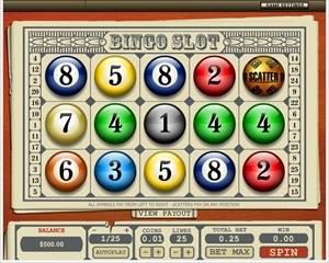 21Dukes Casino Screenshot 1
