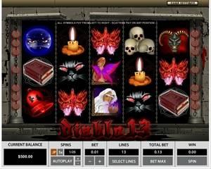 21Dukes Casino Screenshot 2