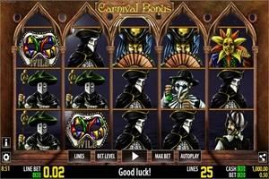 Wonderland Casino Screenshot 1