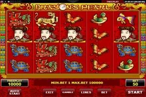 LimoPlay Casino Screenshot 2