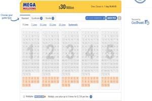 Mega Millions Screenshot 4