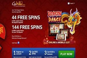 GoWild Free Spins Bonus