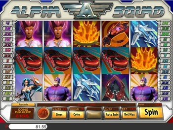 Lightning Squad Slot - Play the Free Casino Game Online