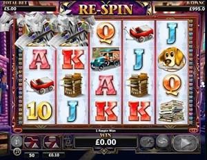 Coinfalls Casino Screenshot 1