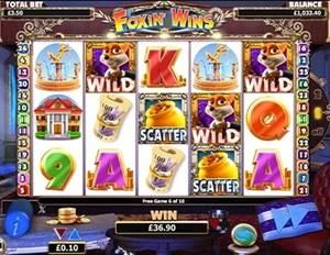 Coinfalls Casino Screenshot 2