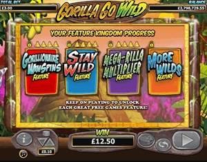 Coinfalls Casino Screenshot 3