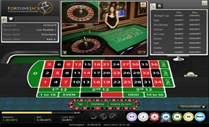 FortuneJack Casino Screenshot 4