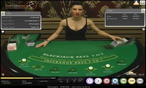 FortuneJack Casino Screenshot 5