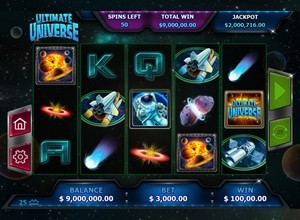 Vegas Spins Casino Screenshot 1