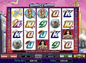 Vegas Spins Casino Screenshot 2