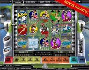 Golden Spins Casino Screenshot 1