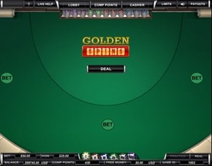 Golden Spins Casino Screenshot 4