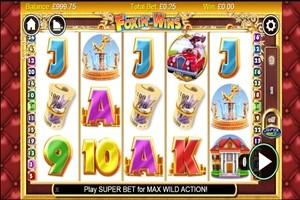Sapphire Rooms Casino Screenshot 1