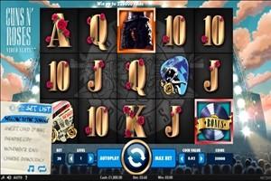 Sapphire Rooms Casino Screenshot 2