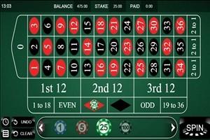 Sapphire Rooms Casino Screenshot 7