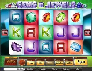 Grand Eagle Casino Screenshot 1
