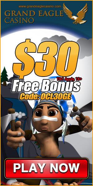 Grand Eagle No Deposit Bonus