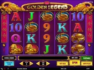 Leo Vegas Casino Screenshot 3