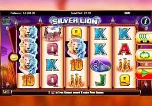 Leo Vegas Casino Screenshot 1