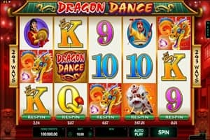 Wild Jackpots Casino Screenshot 2