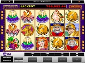Wild Jackpots Casino Screenshot 3