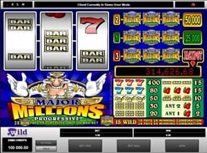 Wild Jackpots Casino Screenshot 6