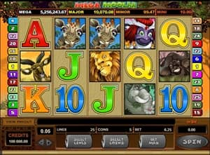 Wild Jackpots Casino Screenshot 5
