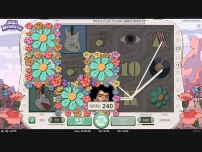 Jimi Hendrix Screenshot 2