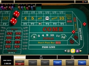 ReadytoBet Casino Screenshot 5