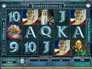 ReadytoBet Casino Screenshot 3