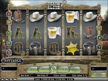 BetBright Casino Screenshot 1